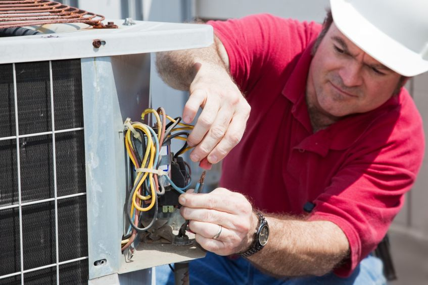 Air Conditioner-Service-Dallas
