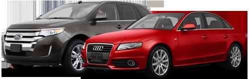 black-red-cars